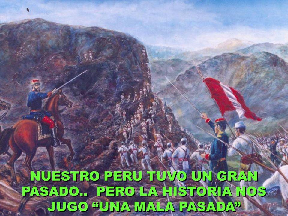 1879 NUESTRO PERU TUVO UN GRAN PASADO.. PERO LA HISTORIA NOS JUGO UNA MALA PASADA