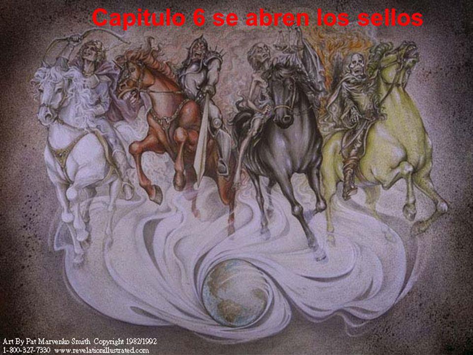 Cuatro caballos de Apocalipsis