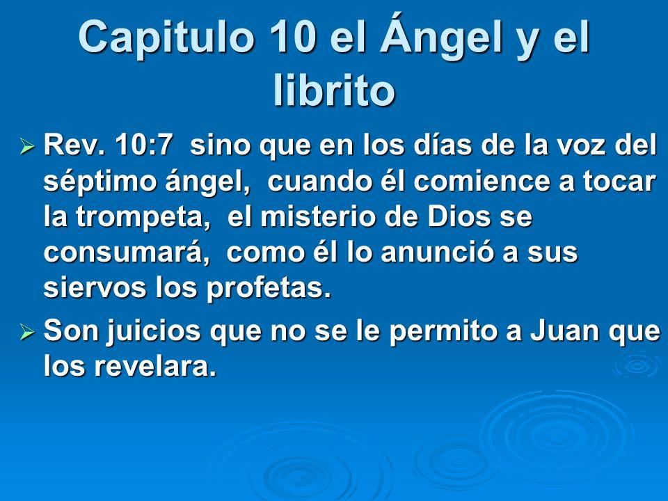 Capitulo 10 el Ángel y el librito