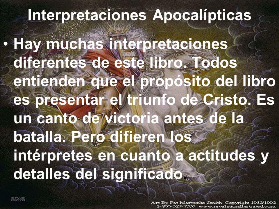 Interpretaciones Apocalípticas