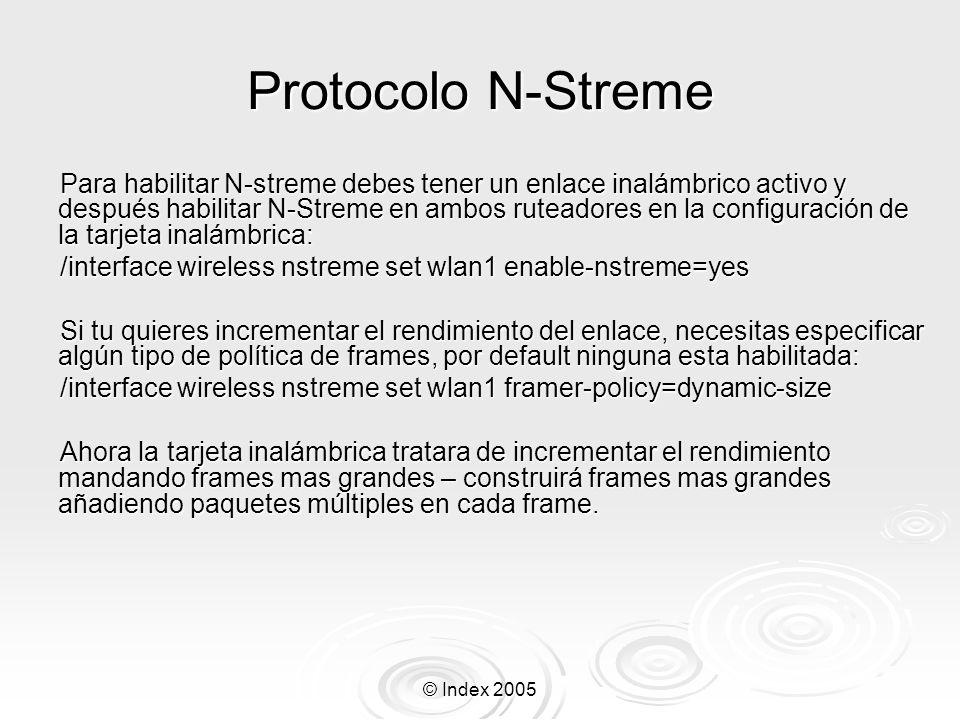 Protocolo N-Streme
