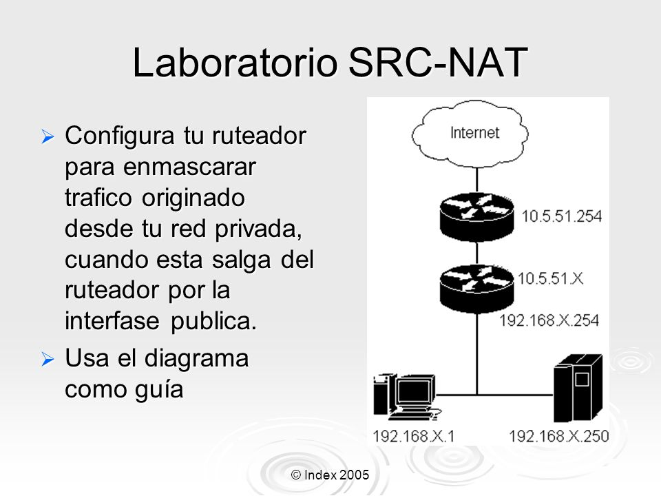 Laboratorio SRC-NAT