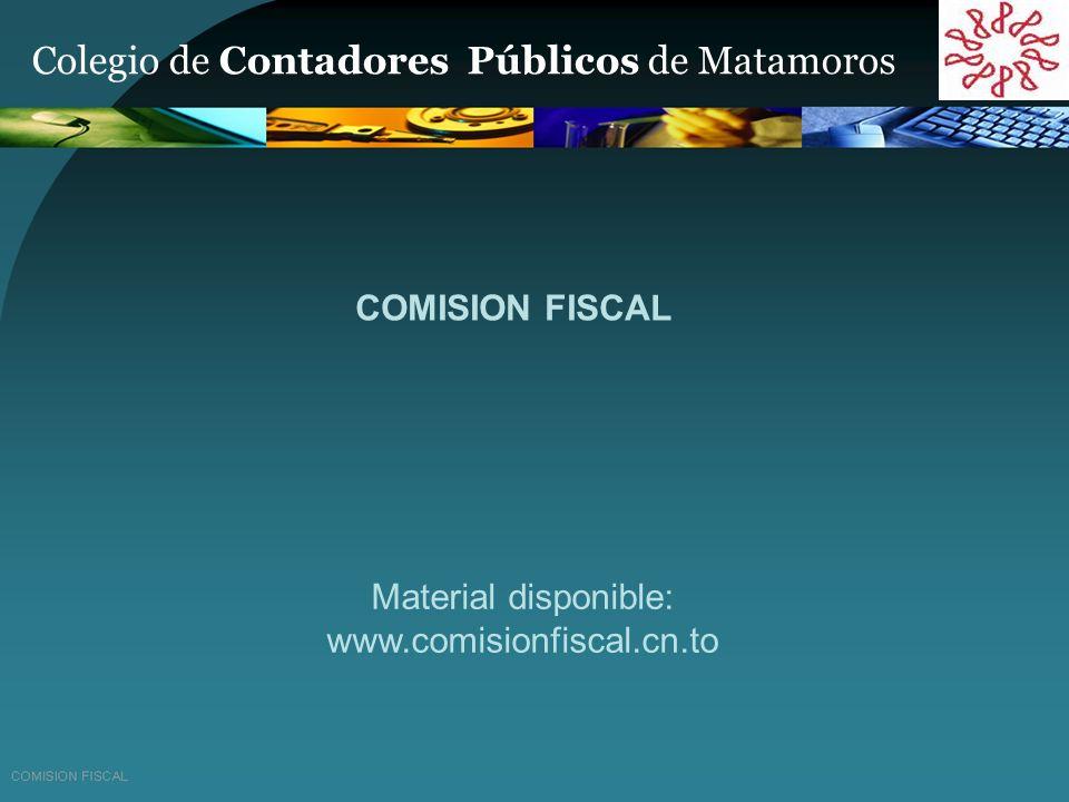 Colegio de Contadores Públicos de Matamoros