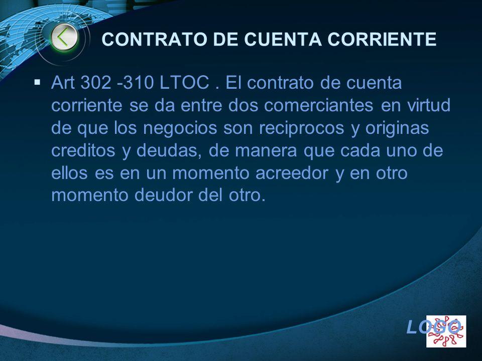 CONTRATO DE CUENTA CORRIENTE