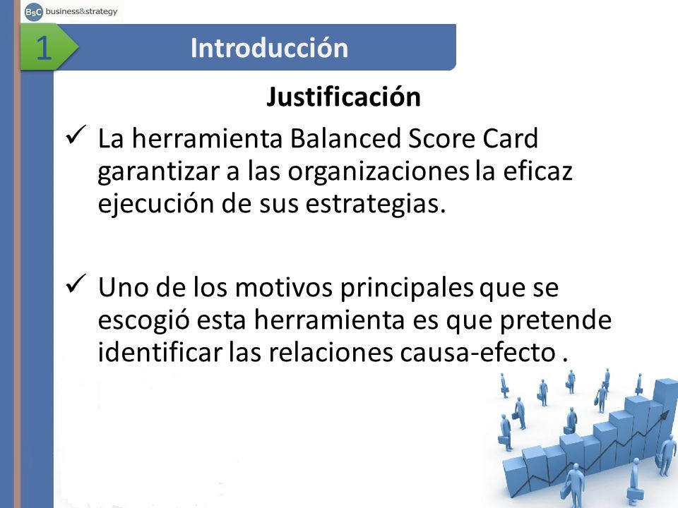 1 Introducción Justificación