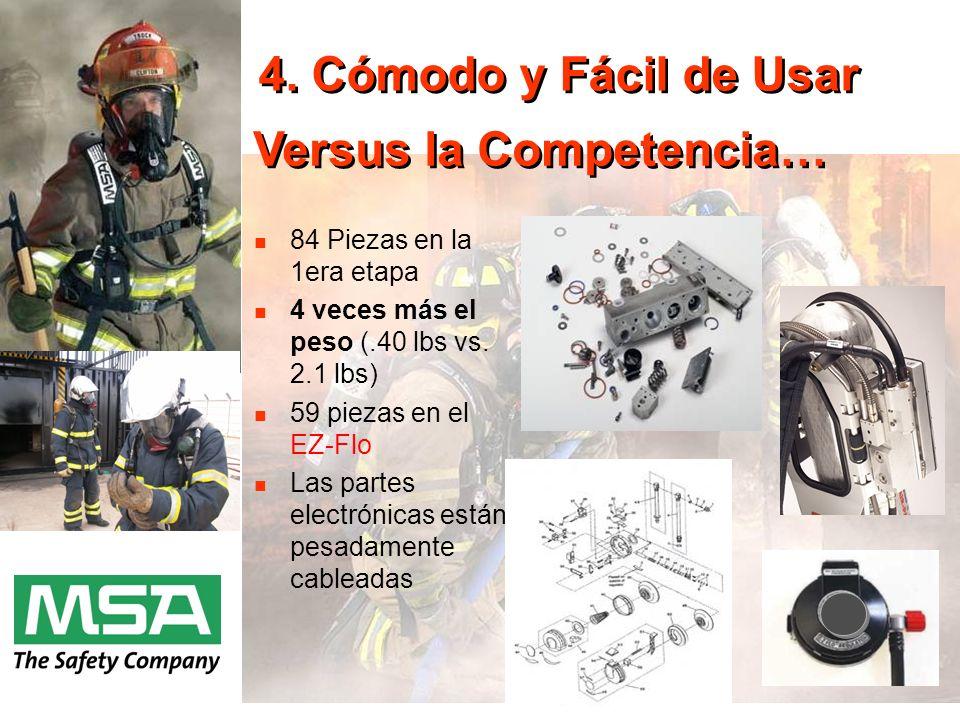 Versus la Competencia…