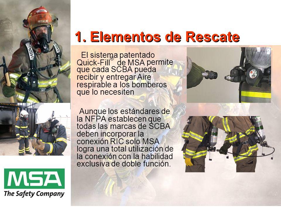 1. Elementos de Rescate
