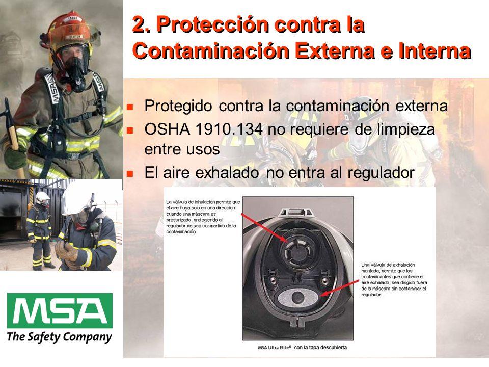 2. Protección contra la Contaminación Externa e Interna