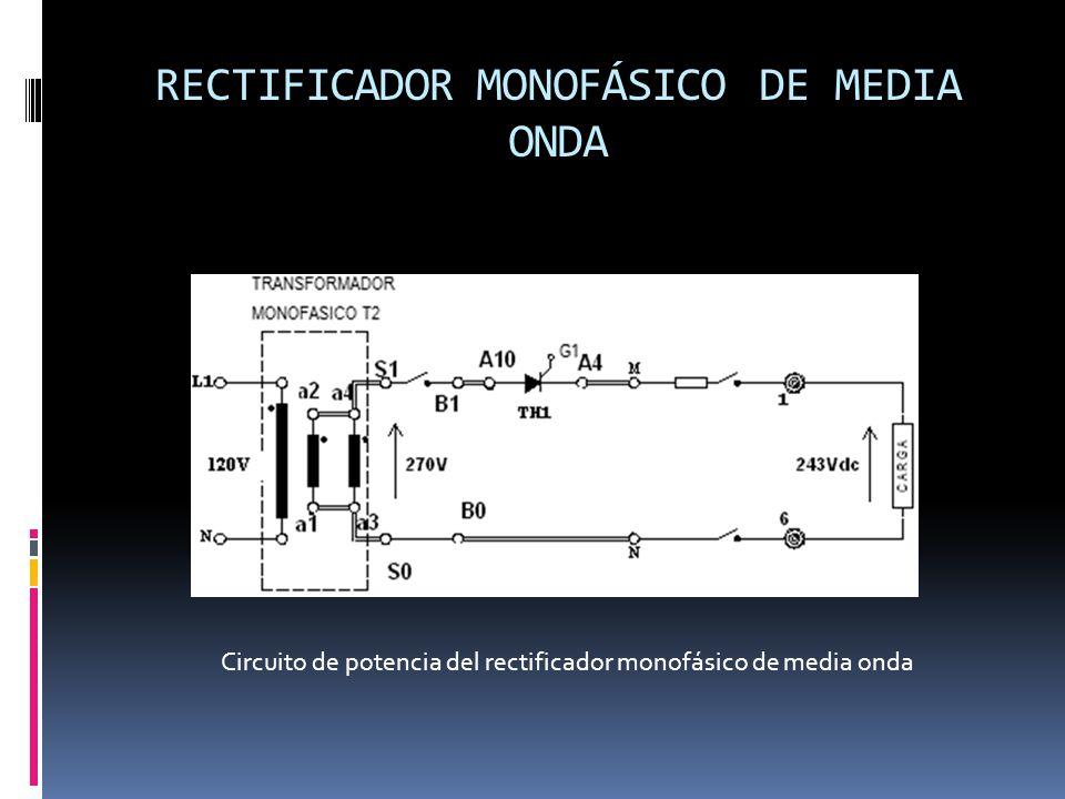 Circuito Rectificador De Media Onda : José luis falconi romero david leonardo barzallo correa