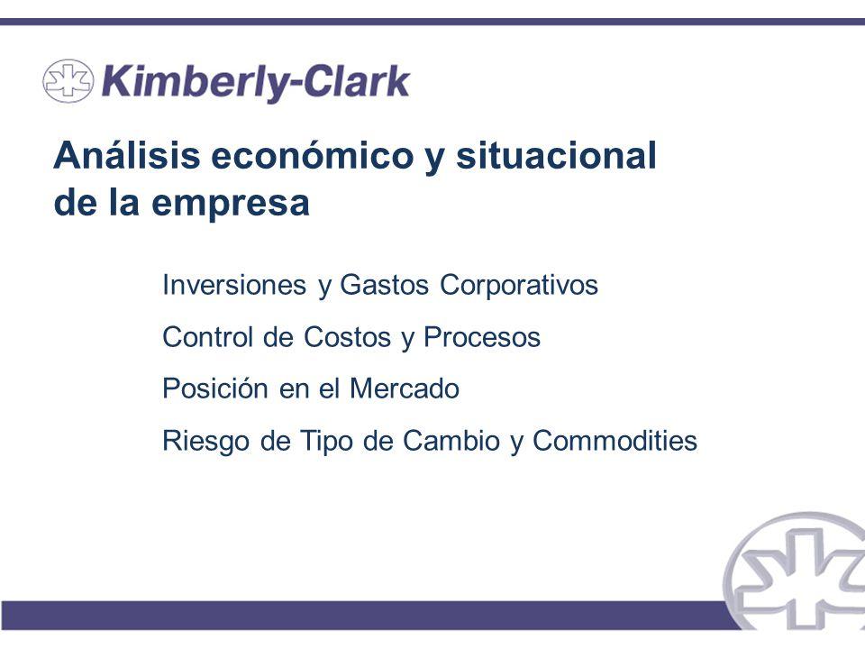 Análisis económico y situacional de la empresa