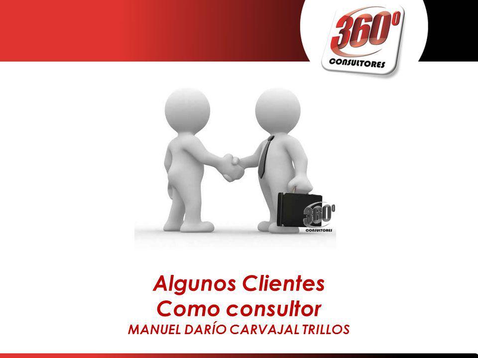 MANUEL DARÍO CARVAJAL TRILLOS