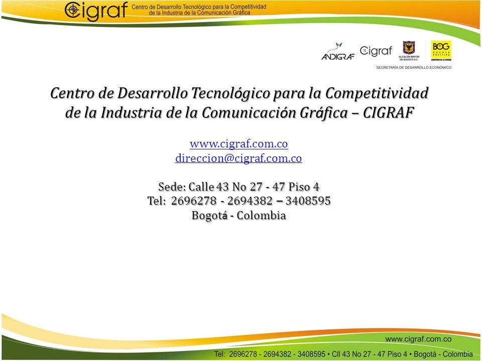 Centro de Desarrollo Tecnológico para la Competitividad