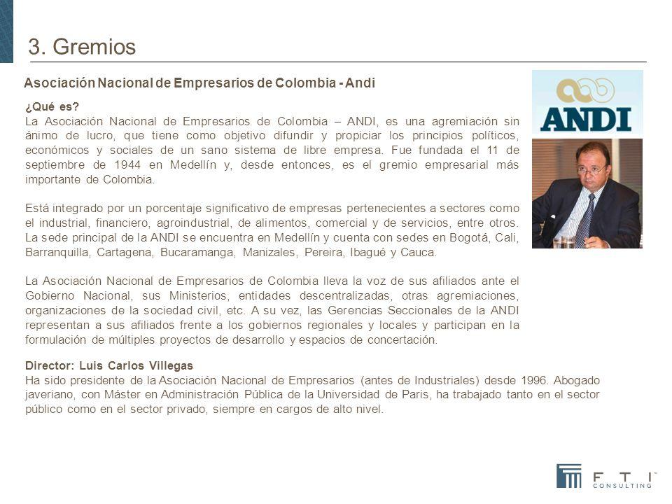 Asociación Nacional de Empresarios de Colombia - Andi