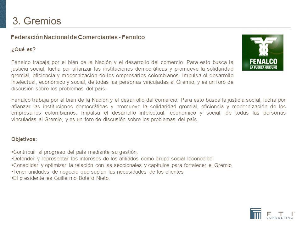 Federación Nacional de Comerciantes - Fenalco