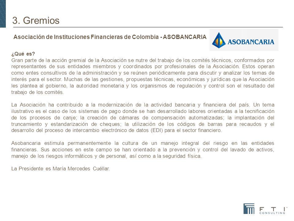 Asociación de Instituciones Financieras de Colombia - ASOBANCARIA