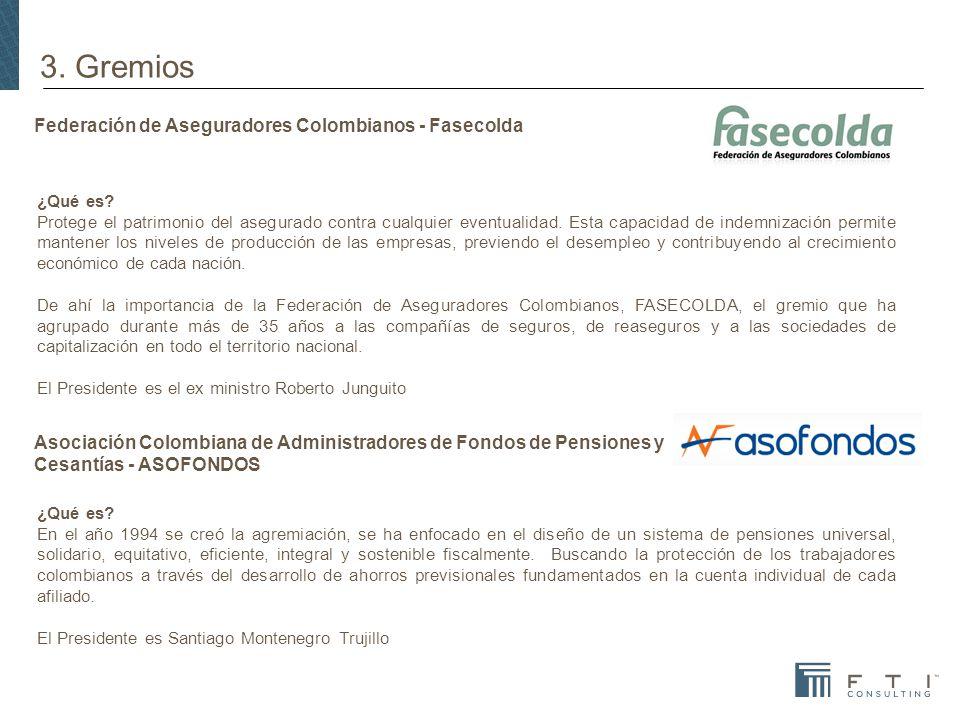 Federación de Aseguradores Colombianos - Fasecolda