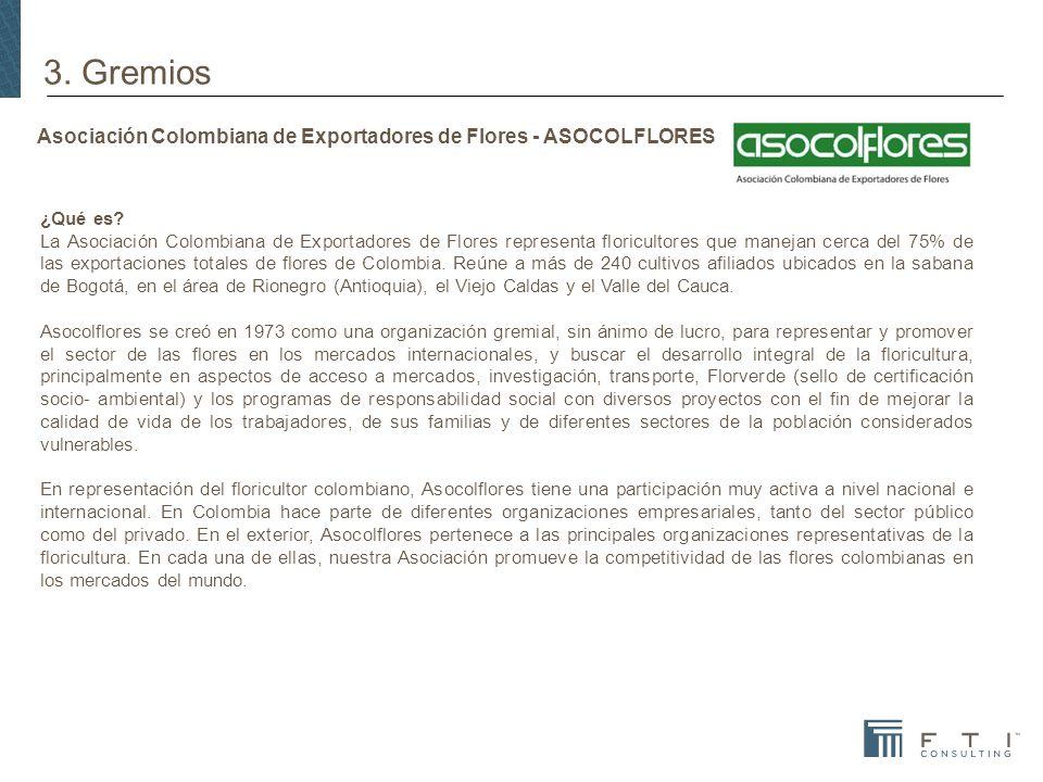 Asociación Colombiana de Exportadores de Flores - ASOCOLFLORES