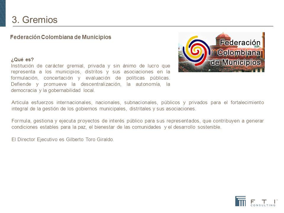 Federación Colombiana de Municipios