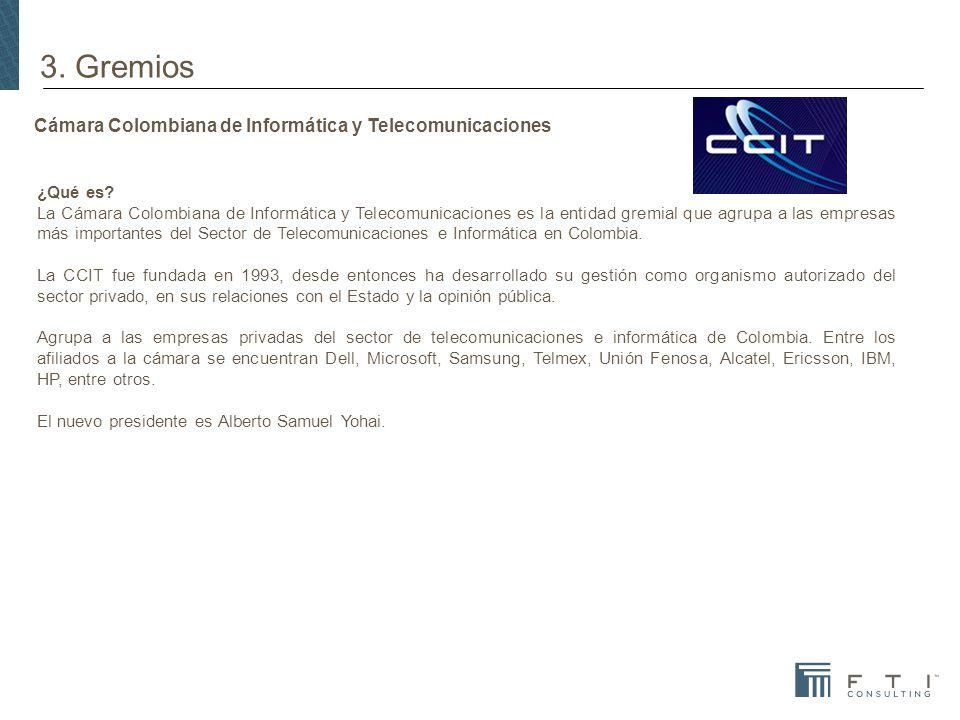 Cámara Colombiana de Informática y Telecomunicaciones