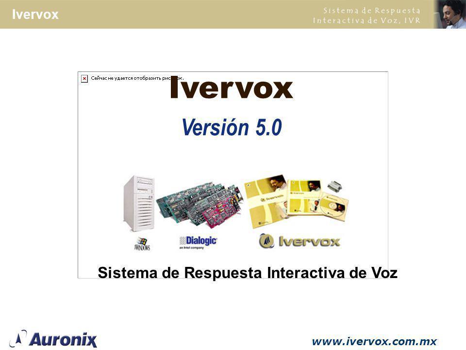 Sistema de Respuesta Interactiva de Voz