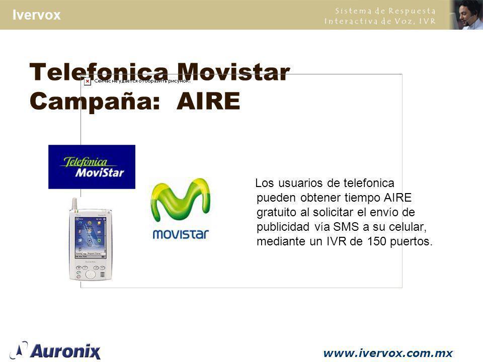 Telefonica Movistar Campaña: AIRE