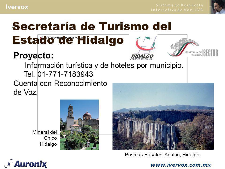 Secretaría de Turismo del Estado de Hidalgo