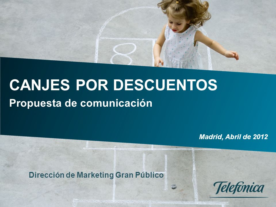 Dirección de Marketing Gran Público