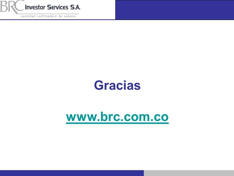 Gracias www.brc.com.co