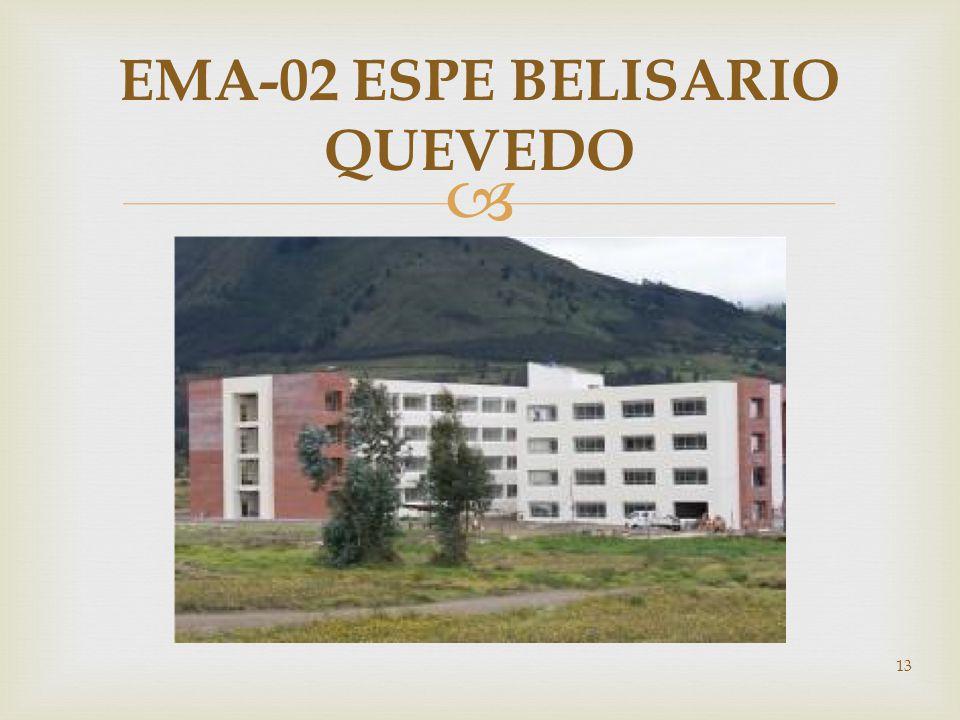 EMA-02 ESPE BELISARIO QUEVEDO