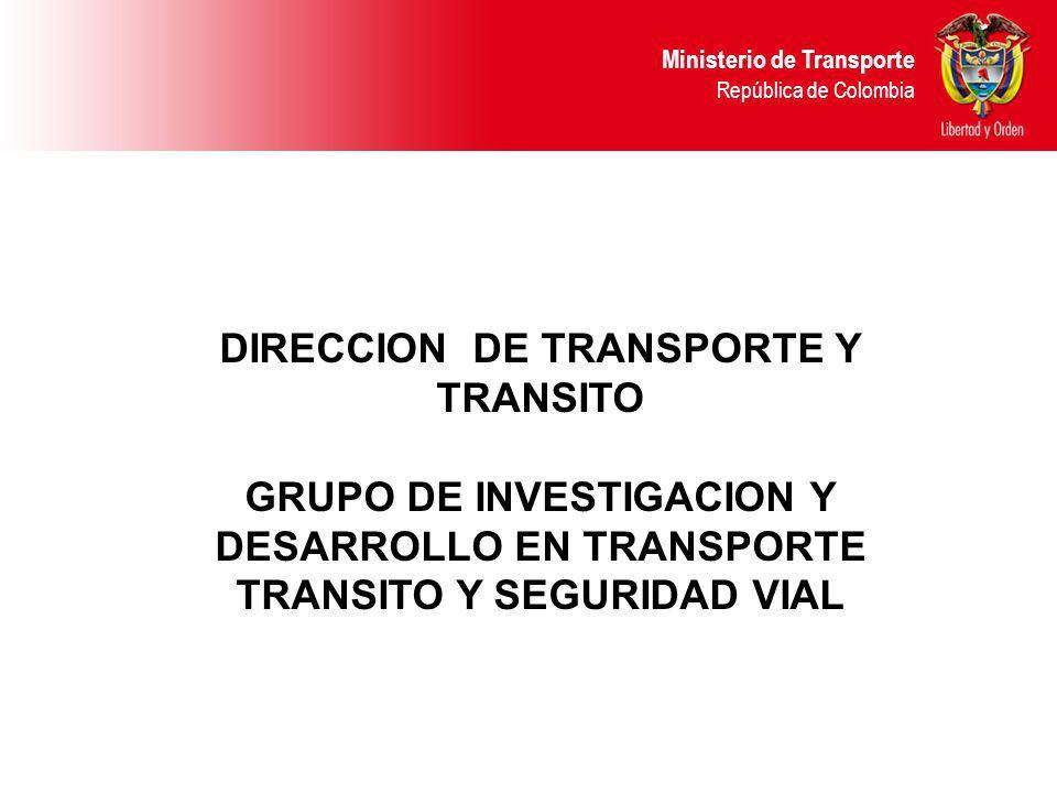 DIRECCION DE TRANSPORTE Y TRANSITO