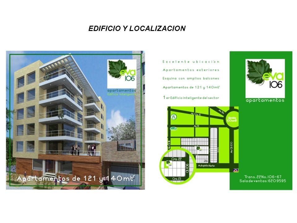 EDIFICIO Y LOCALIZACION
