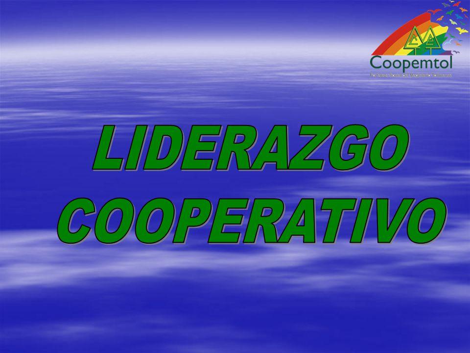 LIDERAZGO COOPERATIVO
