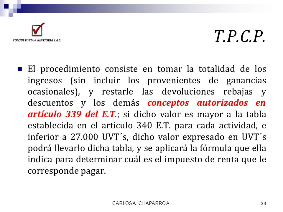 T.P.C.P.