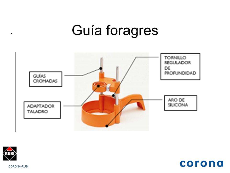 Guía foragres CORONA-RUBI