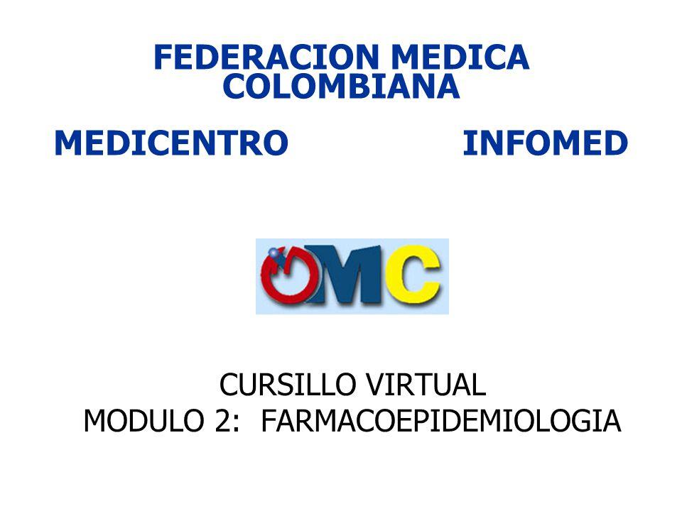 FEDERACION MEDICA COLOMBIANA MEDICENTRO INFOMED
