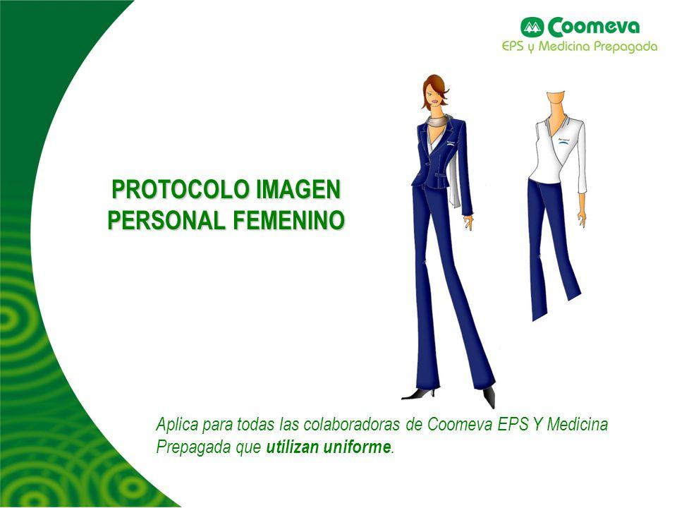 PROTOCOLO IMAGEN PERSONAL FEMENINO