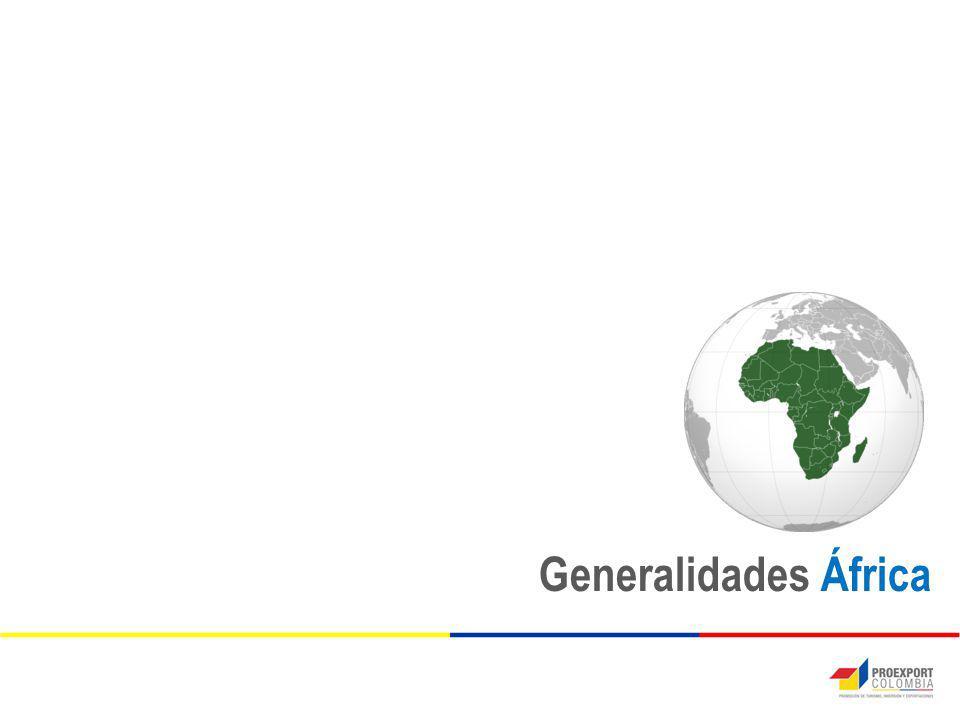 Generalidades África