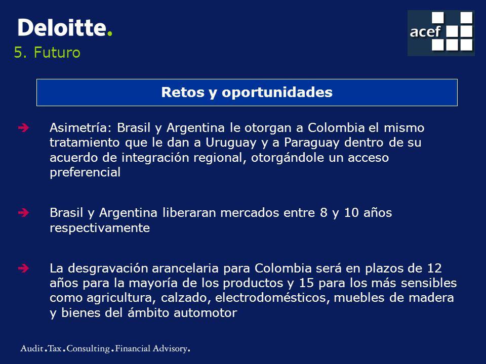 5. Futuro Retos y oportunidades
