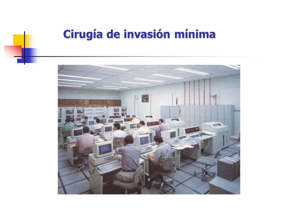 Cirugía de invasión mínima