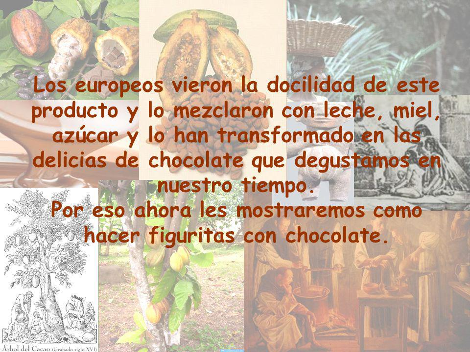 Cuenta la historia que en Guatemala los nativos lo tomaban espeso y amargo para lograr mayor vitalidad y energía.