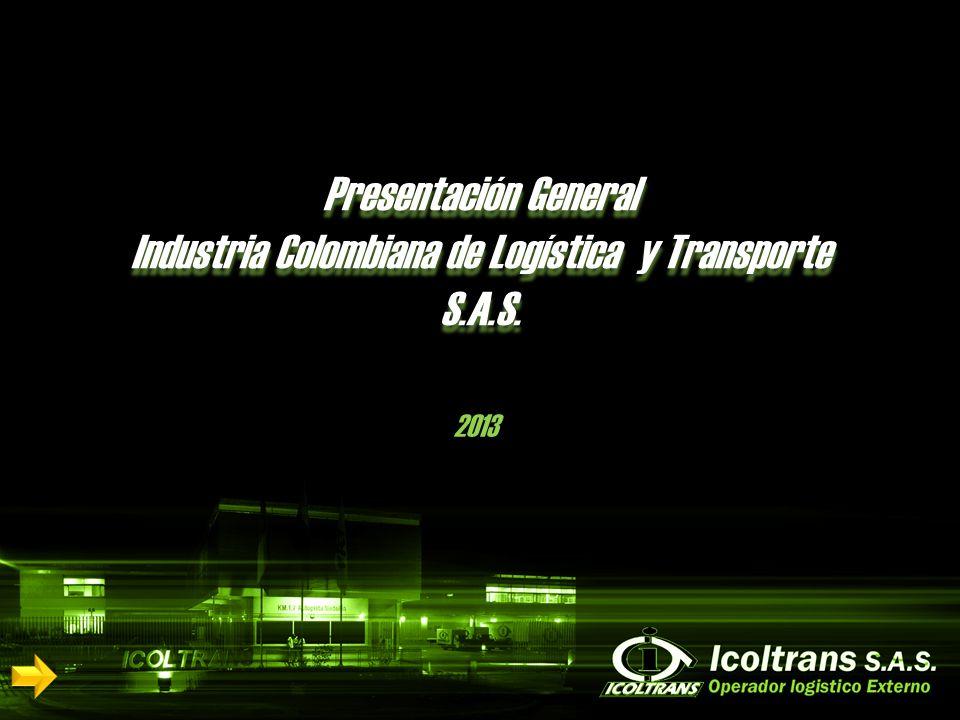 Presentación General Industria Colombiana de Logística y Transporte S