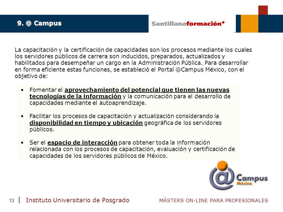9. @ Campus