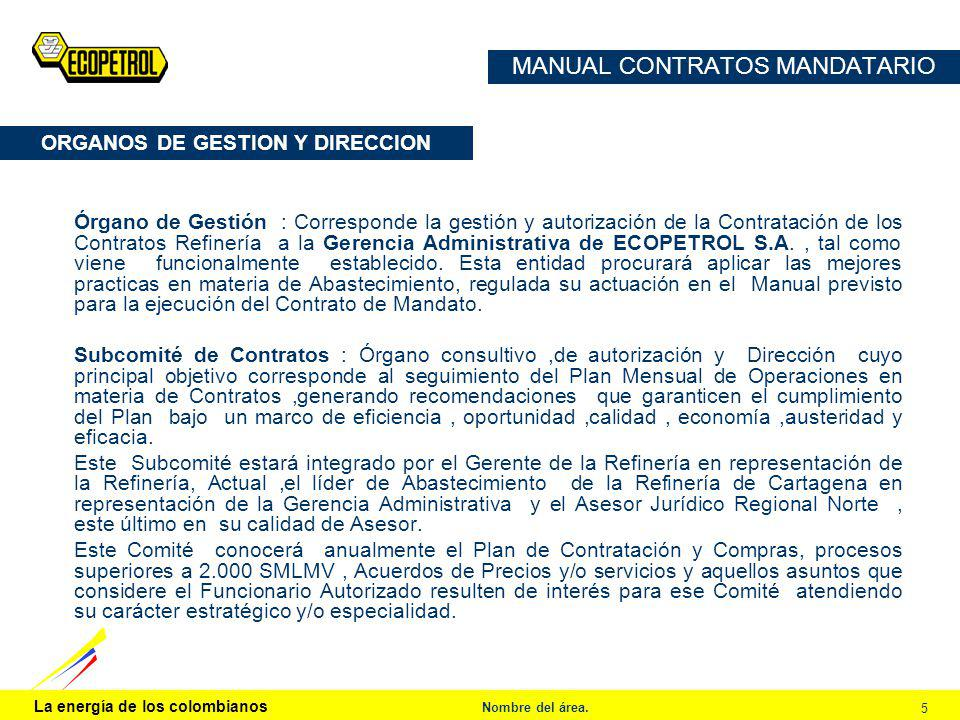 MANUAL CONTRATOS MANDATARIO