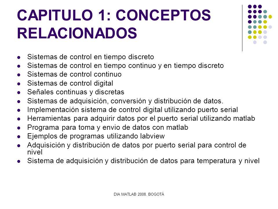 CAPITULO 1: CONCEPTOS RELACIONADOS