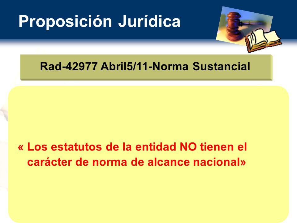 Rad-42977 Abril5/11-Norma Sustancial