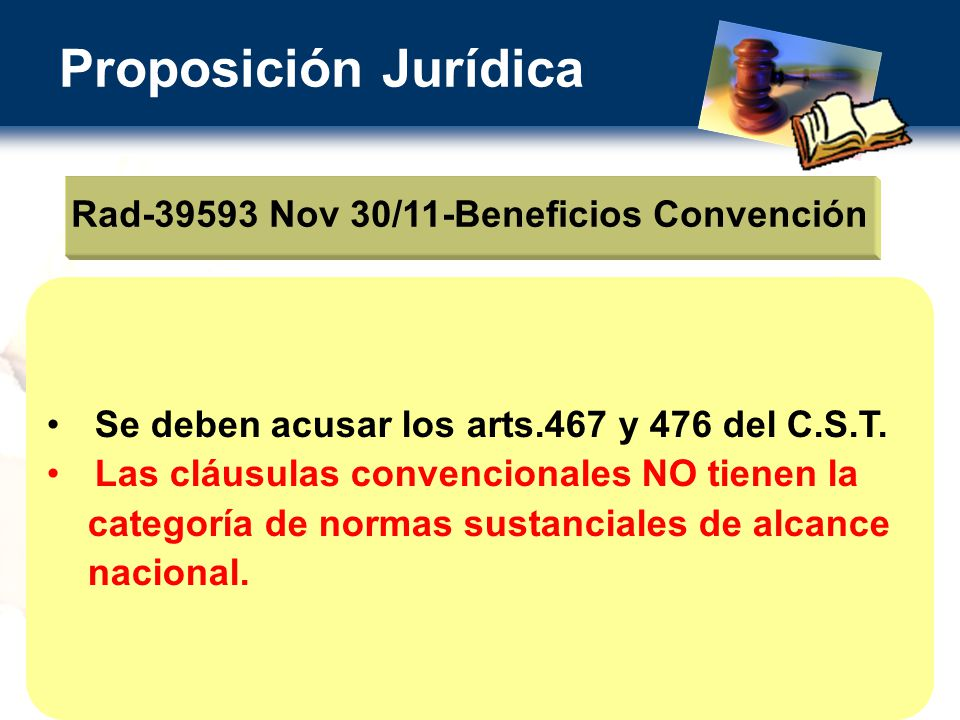 Rad-39593 Nov 30/11-Beneficios Convención