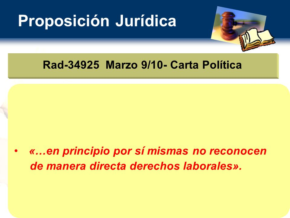 Rad-34925 Marzo 9/10- Carta Política