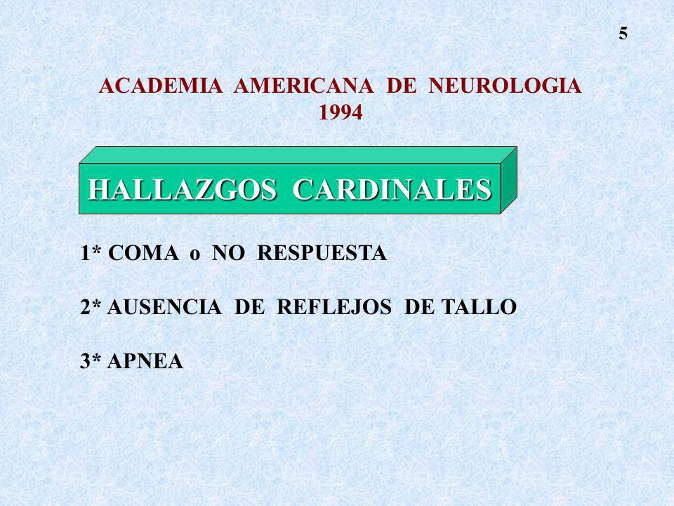 ACADEMIA AMERICANA DE NEUROLOGIA