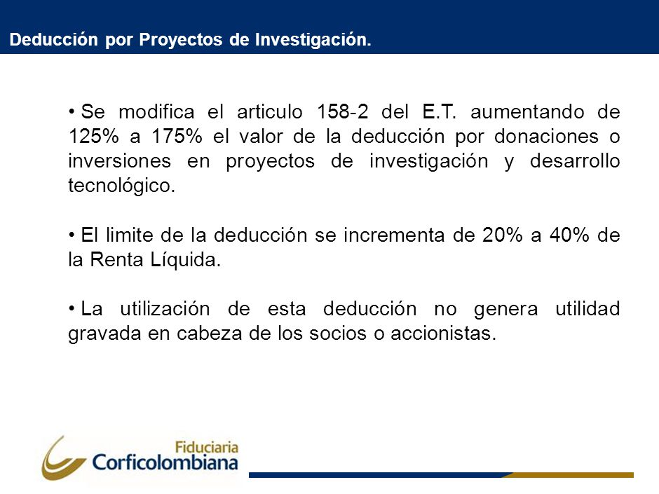 Contratos de Estabilidad Jurídica.