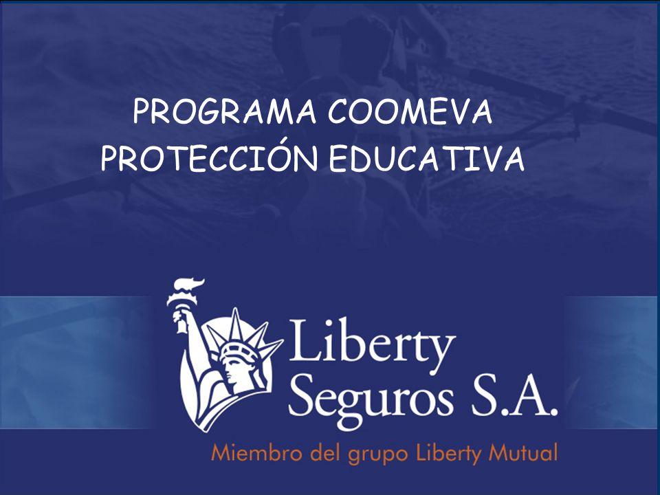 PROGRAMA COOMEVA PROTECCIÓN EDUCATIVA
